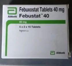 Febustat 40 Mg Tablets