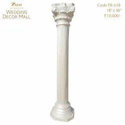 PR61B Fiberglass Pillar