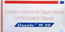 Duzela Duloxetime Hydrochloride Capsules