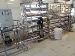 Fully Automatic Water Treatment Systems