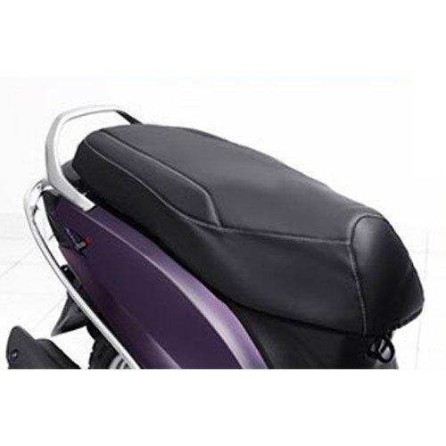 Rexine Black Seat Cover- Honda Activa- I