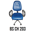 ESD Safe Leatherette Upholstery Chair