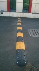 Safety Rubber Speed Breaker