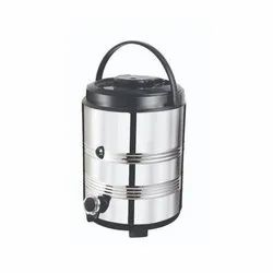 Daacchi Silver STAINLESS STEEL JUGS, Packaging Type: Box, Capacity: 3-27 Ltr