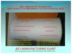 Proven Amarnaathh  Absorbent Surgical Cotton Wool Making Machines