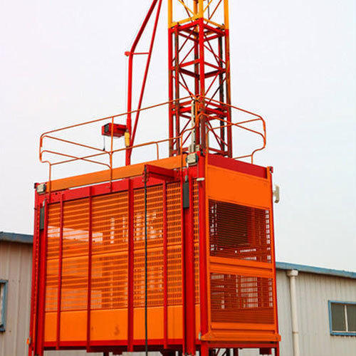 Temporary Construction Elevator