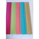 Sky Blue And Pink Plain Maxico Fabric, Use: Suit And Dupatta