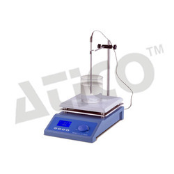 ATICO Single Magnetic Stirrer ABS Top, For Lab Use