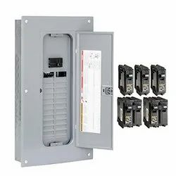 Stainless Steel Floor Mounted Control Panel Box