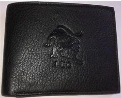 Sba Zodiac Cancer Black Wallet