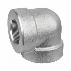 Alloy Steel Threaded Elbow