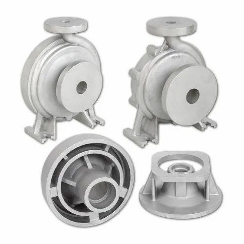 Tool Tech Stainless Steel SS Pump Casting