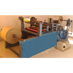 Dona silver paper lamination machine