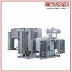 Three Phase HT AVR (High Tension Servo Stabilizer)