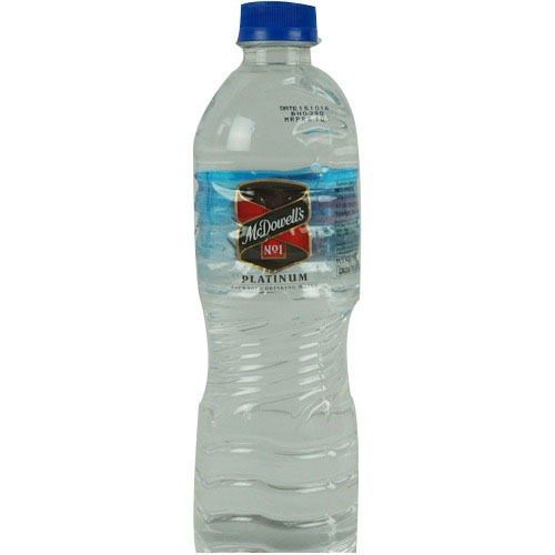 9517fbc5ef McDowell's No.1 Water Bottle at Rs 90 /carton | Packaged Drinking ...