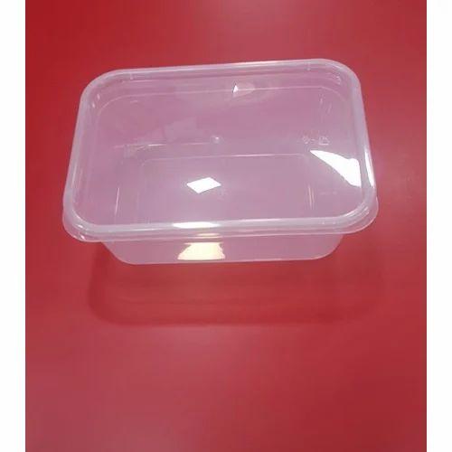 2 kg Plastic Cookies Box
