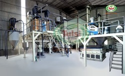 Fully Automatic Industrial Atta Chakki Plant With Vibro Cleaning Plant