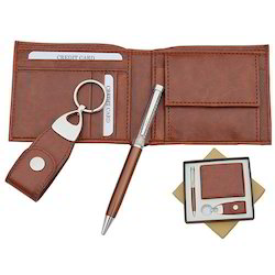 Gents Wallet Gift Set