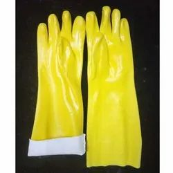 Supported Hand Gloves