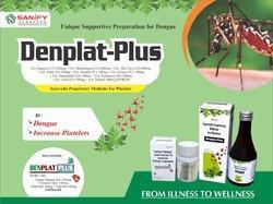 Dengue Platelets Increase  Capsules