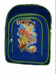 PBH P017 Small 4 Liters DSD Polyester Picture Backpack