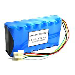 Rechargeable NI CD Battery
