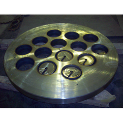 Circles Flange Cutting Service