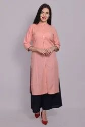 Cotton Flex Casual Kurti