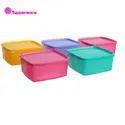 Tupperware Plastic Box