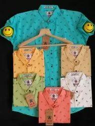 Casual Printed Shirt
