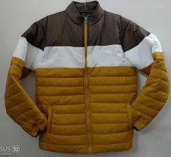 Full Sleeve Winter Ear Mens Jackets