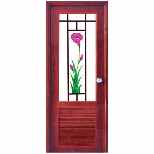 PVC Glass Door At Rs 5000 /piece