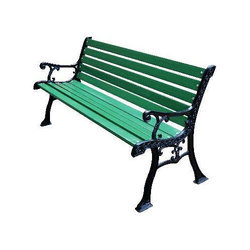SNS 606 Metal Benches