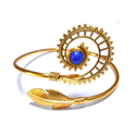 Brass Engagement Handmade Gold Plated Brass Exclusive Designs Bangle