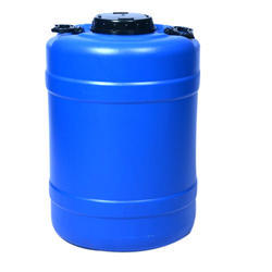 Mitsu Chem 100 Ltr HDPE Wide Mouth Drums