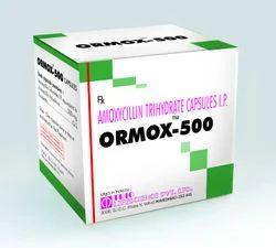 Amoxycillin 500 mg. Capsules
