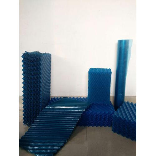 Cross Flow Cooling Tower Fill, Size/Dimensions: 600 Mm X 300 Mm X 150 Mm
