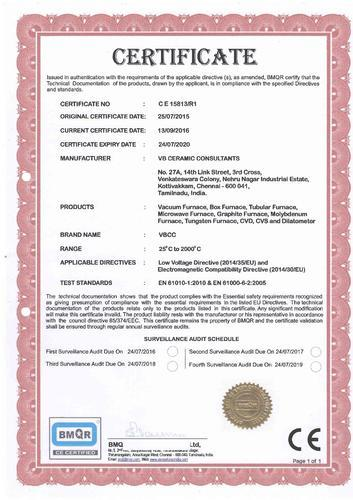 VB Ceramic Consultants - Manufacturer from Perungudi, Chennai, India