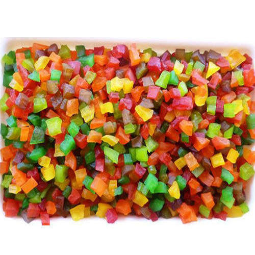 ff543151640 Colorful Tutti Frutti at Rs 25  packet