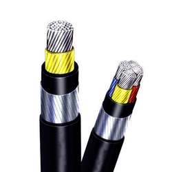 Armoured XLPE Coaxial Cables, Conductor Stranding: Stranded