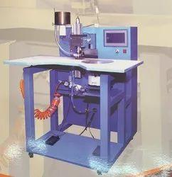 pearl attaching machine and beading machine