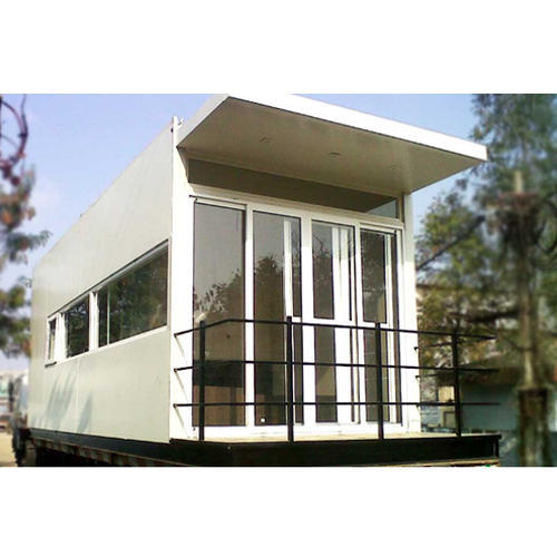 Steel portable prefab house rs 1900 square feet smartec for Ristrutturare casa low cost