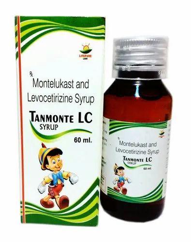 Montelucast Levocetrizine Syp