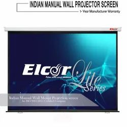 Indian Wall Mount Projector Screens