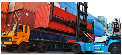 Container Freight, Export Freight Forwarding, Export Freight