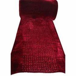 Red Velvet Sofa Durrie Roll