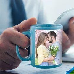 SuperBlanks 11oz Couple Mug, Size: 11 Oz