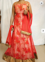 Retailer of Wedding Collection & Party Long Dress by M/S