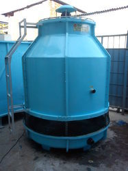 Round Closed Loop Cooling Towers