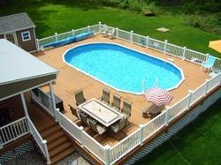 Swimming pools prefab swimming pool manufacturer from pune for Prefab swimming pools cost in india
